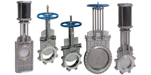 knife-gate-valves
